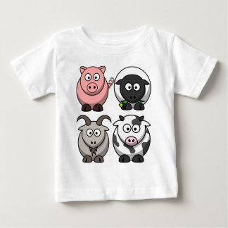 Farmyard / Barnyard Animals Tee