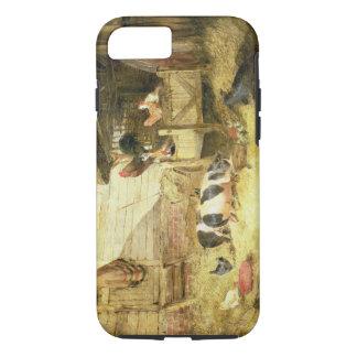 Farmyard Scene iPhone 7 Case