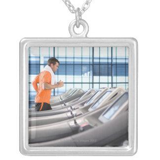 Farnborough, Hampshire, UK Silver Plated Necklace
