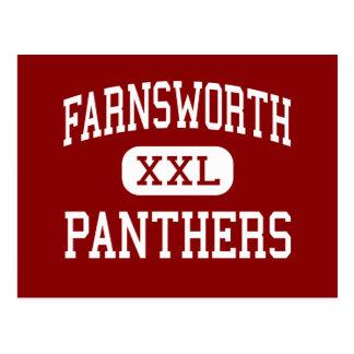 Farnsworth - Panthers - Middle - Sheboygan Postcard