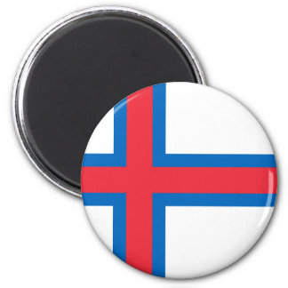 Faroe Islands Flag FO Magnet
