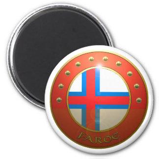 Faroe Shield Magnet