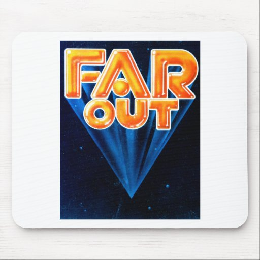 FarOutMan Mouse Pad