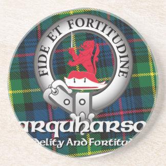Farquharson Clan Drink Coasters