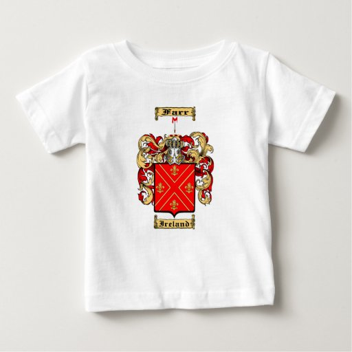 Farr Baby T-shirt
