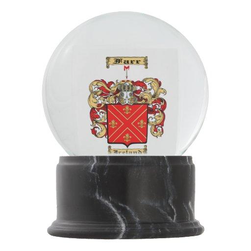 Farr Snow Globe