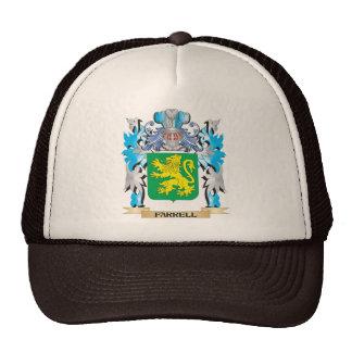Farrell Coat of Arms - Family Crest Cap