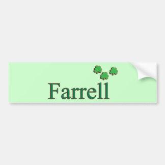 Farrell Family Bumper Sticker