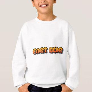 FART BEAR CLOTHING. SWEATSHIRT