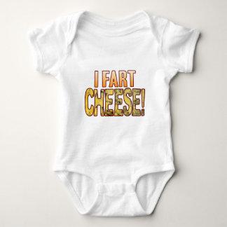 Fart Blue Cheese Baby Bodysuit