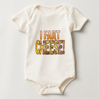 Fart Blue Cheese Baby Bodysuit
