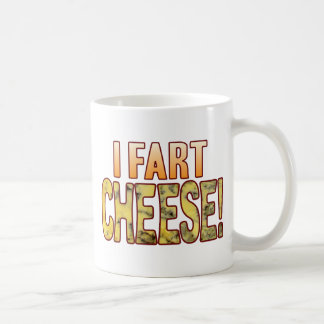 Fart Blue Cheese Coffee Mug