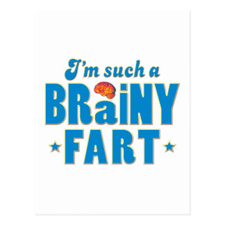 Fart Brainy, Such A Postcards