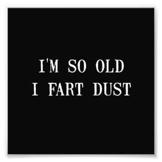 Fart Dust Photo Print