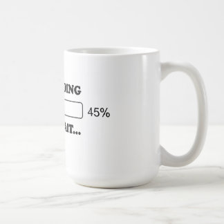 Fart loading coffee mugs