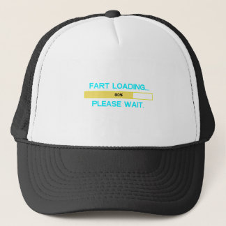Fart loading... Please wait Trucker Hat