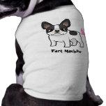 Fart Machine (French Bulldog) Dog T Shirt