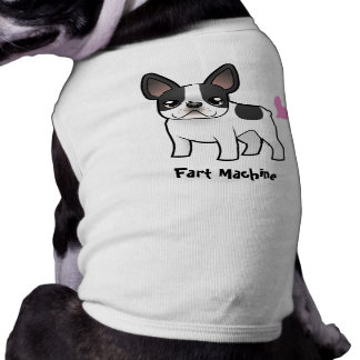 Fart Machine (French Bulldog) Shirt