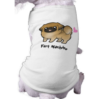 Fart Machine (puppy cut pekingese) Shirt