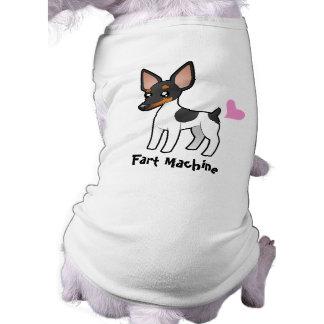 Fart Machine (Rat Terrier / Toy Fox Terrier) Shirt