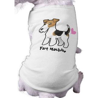 Fart Machine (Wire Fox Terrier) Shirt