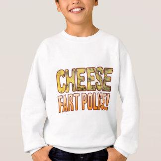 Fart Police Blue Cheese Sweatshirt