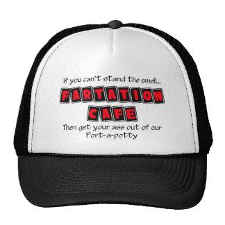 Fartation Baldness Hider Cap
