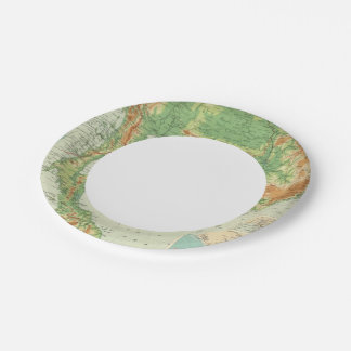 Farther India Paper Plate