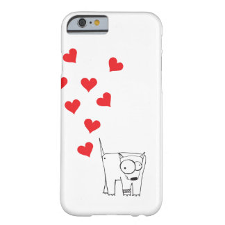 Farting dog barely there iPhone 6 case