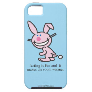 Farting is Fun iPhone 5 Cover