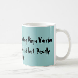 Farting Ninja Warrior Silent but Deadly Mug