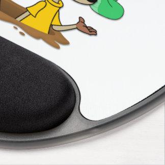 FARToons Mousepad Gel Mouse Pad