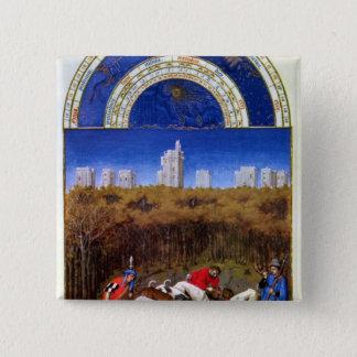 Fascimile of December 15 Cm Square Badge