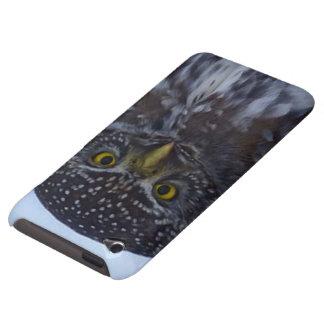 fascinating owl iPod Case-Mate case