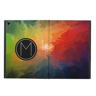 Fashion Abstract iPad Air Cover
