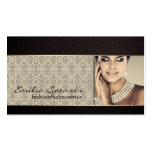 Fashion Accessories & Jewelery Business Card