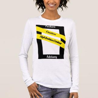 Fashion Advisory Longsleeve Tshirt