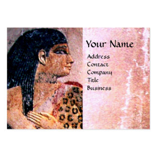 FASHION AND BEAUTY OF ANTIQUE EGYPT PACK OF CHUBBY BUSINESS CARDS