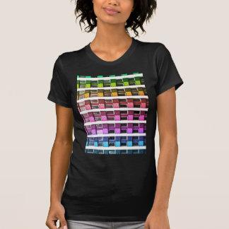 Fashion Art Solid Shiny Royal Rich Art Design Patt T Shirts