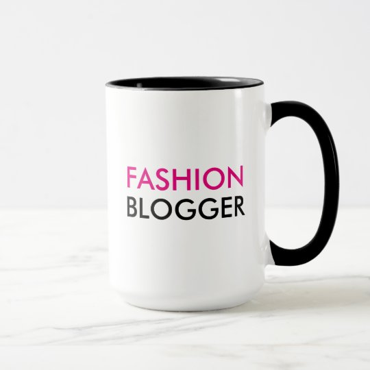 Fashion Blogger Mug