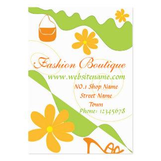 Fashion Boutique - Business card