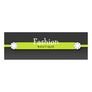 Fashion Boutique Business Card