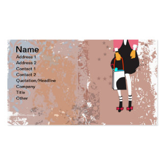 Fashion Bussines Card Pack Of Standard Business Cards