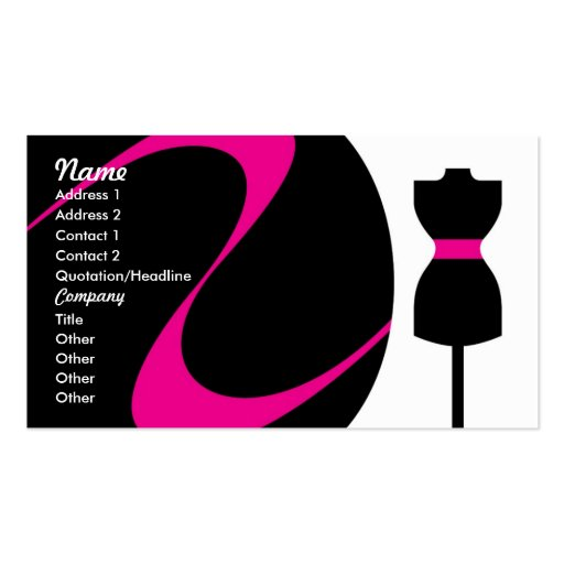 Collections of sewing business cards fashion design business cards colourmoves
