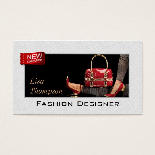 Fashion Designer Shoes High Heel Collection Card
