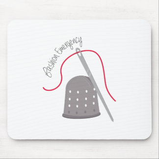 Fashion Emergency Mouse Pad