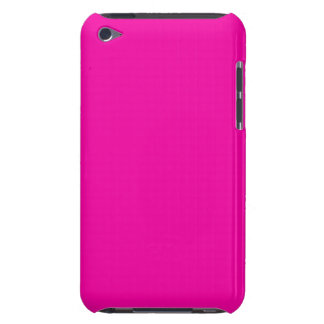 FASHION FUCHSIA (a solid used-to-be magenta color) Barely There iPod Covers