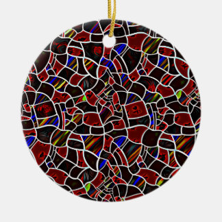 Fashion Girafe.png Christmas Ornament