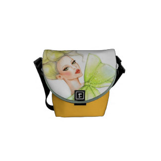 Fashion girl bag commuter bag