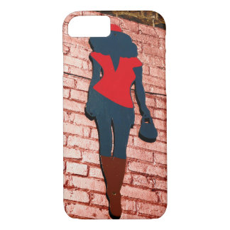 Fashion Girl Barely There iPhone 7 Case